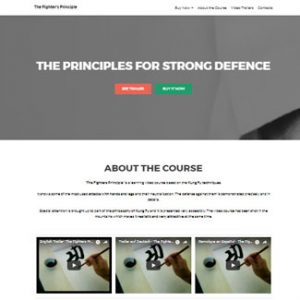 Fighters Principle