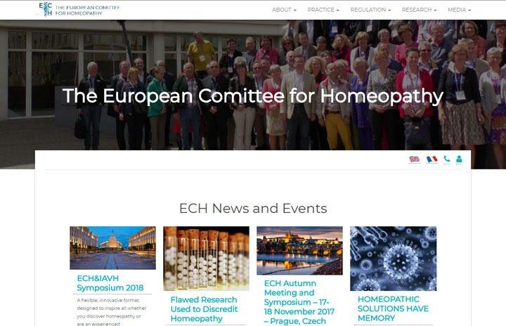 Европейски комитет по хомеопатия